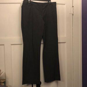 Worthington gray dress pants